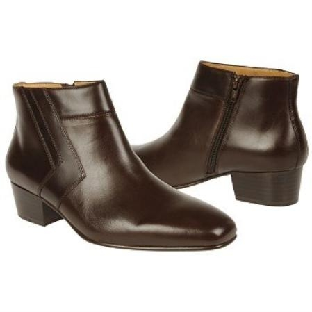 SKU#BI560 Giorgio Brutini Mens Brown Boots