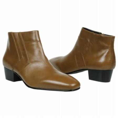SKU#BR635 Giorgio Brutini Mens Taupe Boots $139
