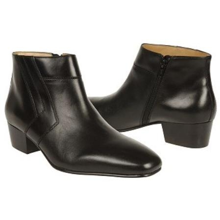 SKU#GB588 Giorgio Brutini Mens Black Boots