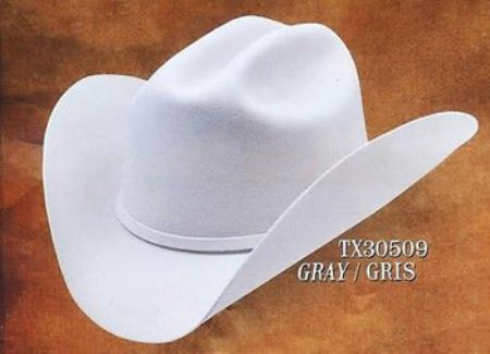 Western Hat 4X Felt