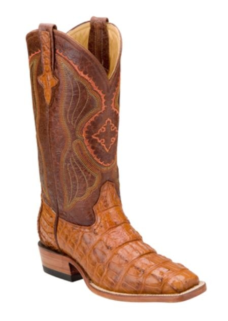 SKU#PZ8370 Hornback Alligator Peanut-D Toe $459