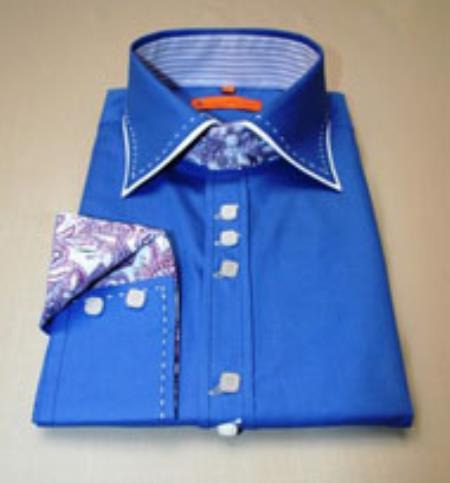 Valenti Fancy Sports Blue