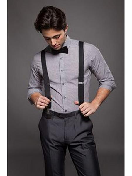 High School Homecoming Outfits For Guys Casual Package Light Gray Available  In 10 Colors