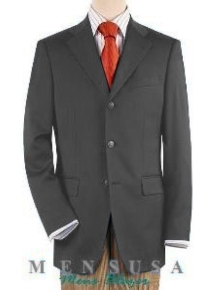 Grey Fully Lined Suit