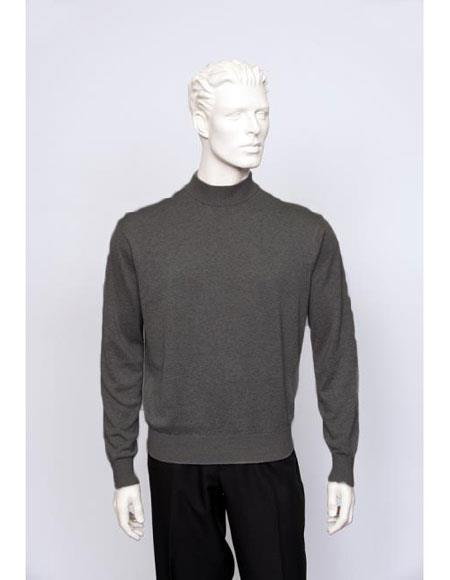 Mens Smoke Sweater set Available in Big And Tall Sizes