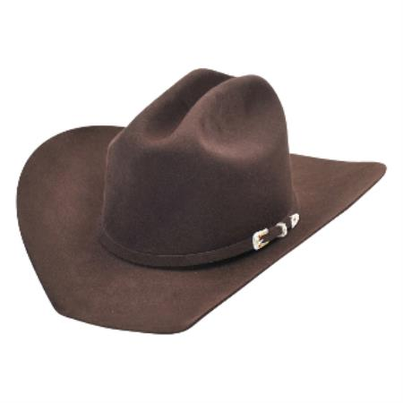 Altos Hats-Texas Style Felt
