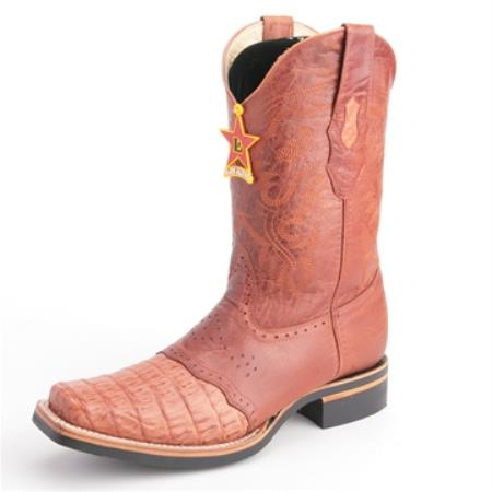 Altos Cognac Wide Toe