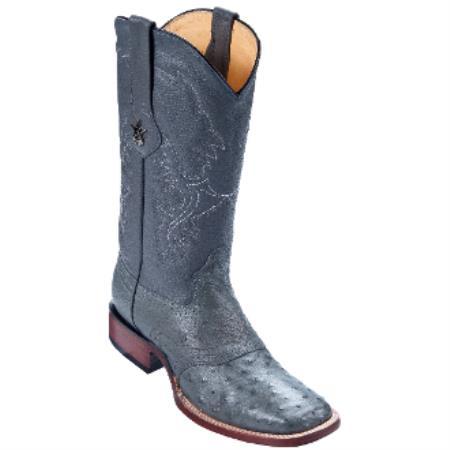 Altos Boots-Mens Ostrich Cowboy