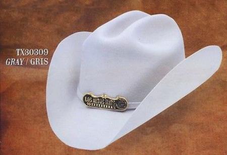 Hat Duranguense Style 10X
