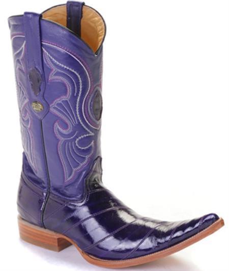 Classy Vintage Purple Los