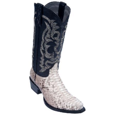 Altos Boots-Mens python ~