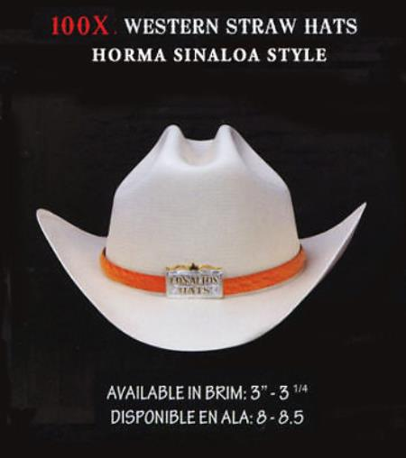 Western 100X Premium Straw