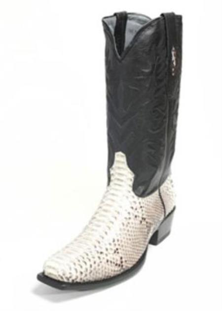 Altos Natural Python Boot