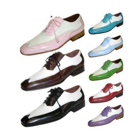 SKU# 15789 Matching Italian Shoes Sold With Zoot Suits Only AS a Package $99