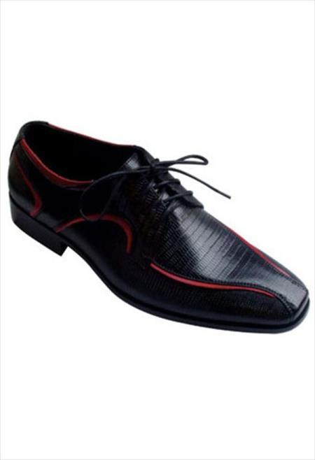 Two Tones Shoes Black/Purple