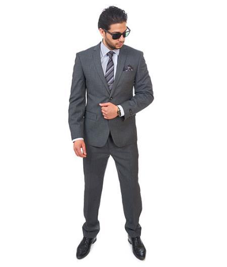 Suit 2 Button Dark