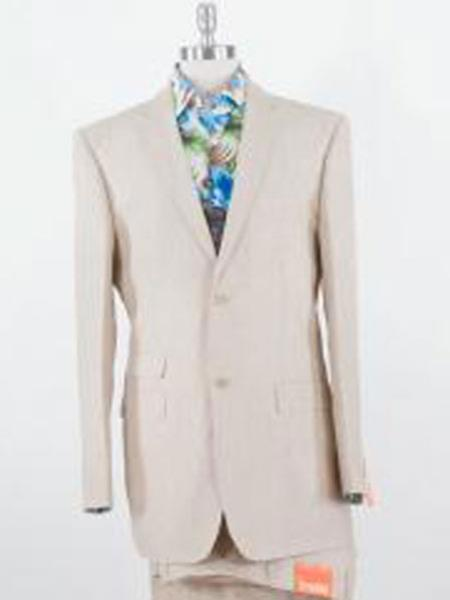Summer Linen Suits Ticket