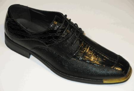 Shoes Exotic Croco and