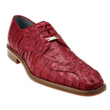 Chapo Hornback Shoes Red