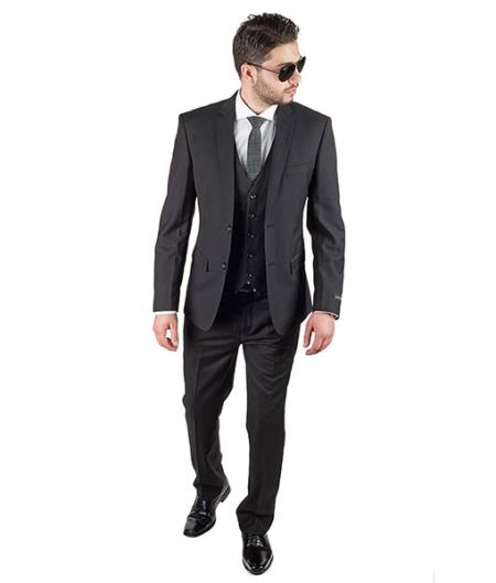 3 Piece Slim Fit