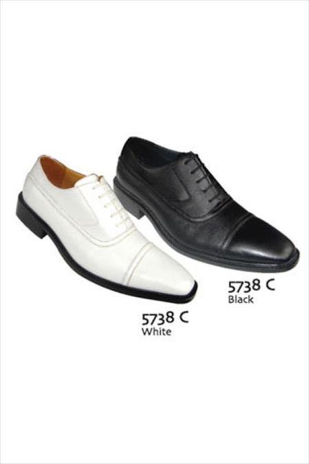 Tones Shoes White/Black