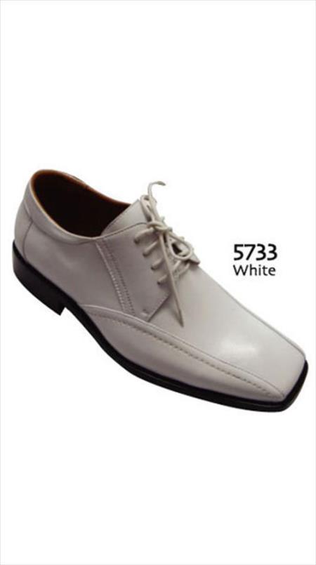 Tones Shoes White