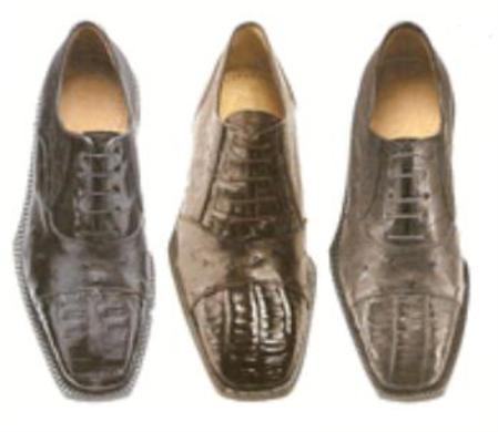 Belvedere Men Shoes 2008 Onesto 10671
