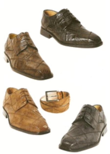 Belvedere Men Shoes 2008 Mario P18B