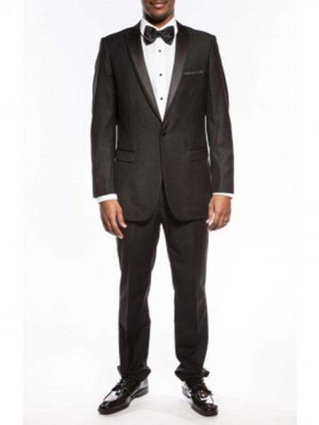 Slim Fit Tuxedo One