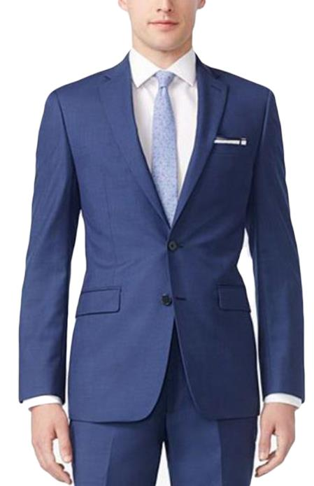 Alberto Nardoni Slim Fit Suit