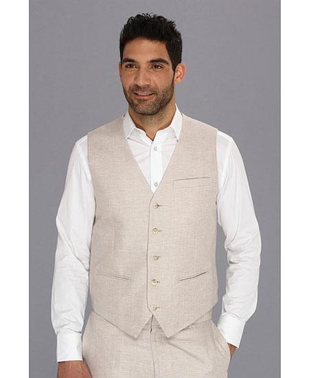 Men's Vest and Pants Set - Outfits For Men Perfect for wedding Vest & Pants