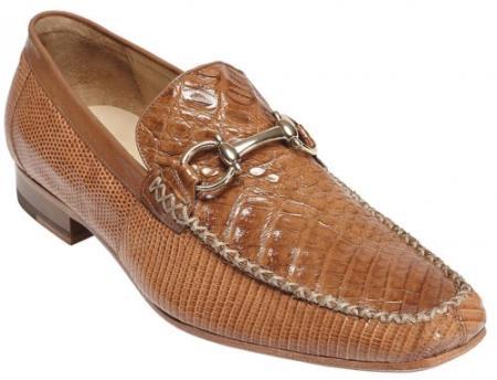 """""""Italo"""" Antique Saddle Genuine"""