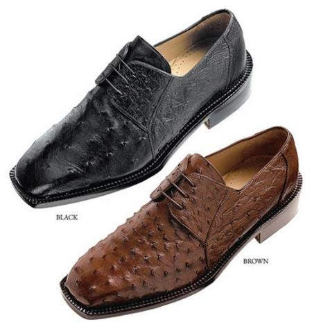 Belvedere Mens Shoes Available Colors In Black And Brown