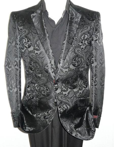 Alberto Nardoni Brand Mens Blazer Black(Wholesale Price $75 (12pc&UPMinimum))