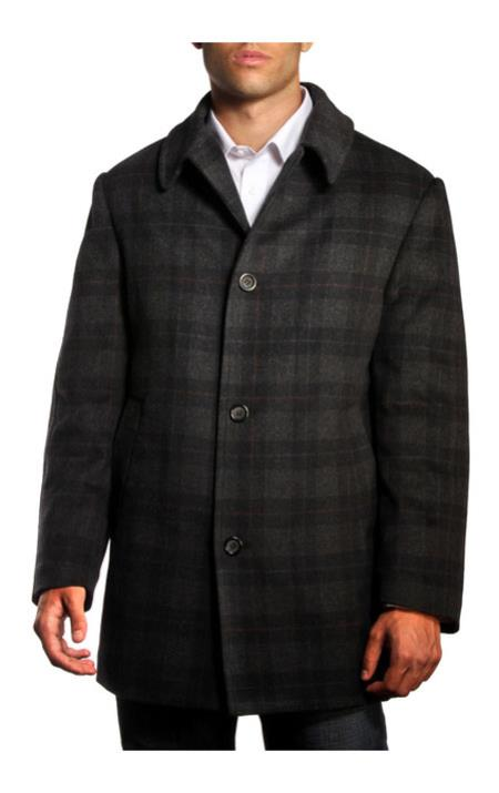 Jean-Paul Germain Plaid Jackson