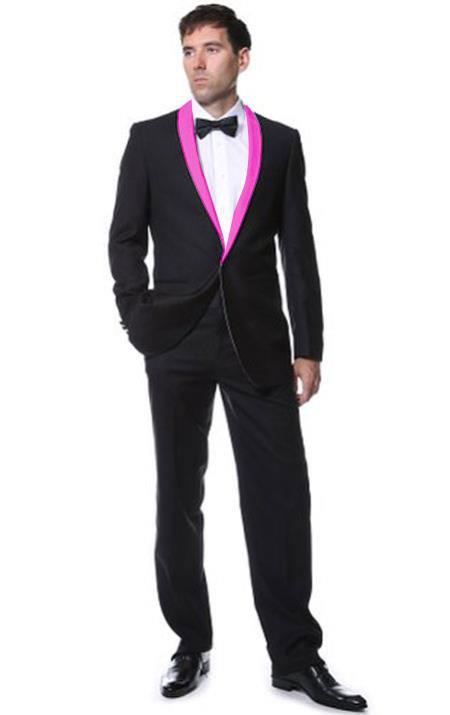 Premium Black With Pink