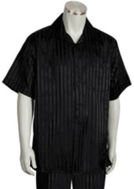 Buy KA1098 Leisure Walking Suit Mens Short Sleeve 2piece Walking Suit
