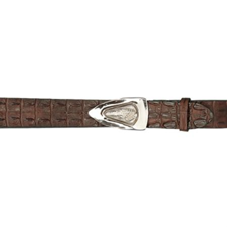 Brown Genuine Hornback