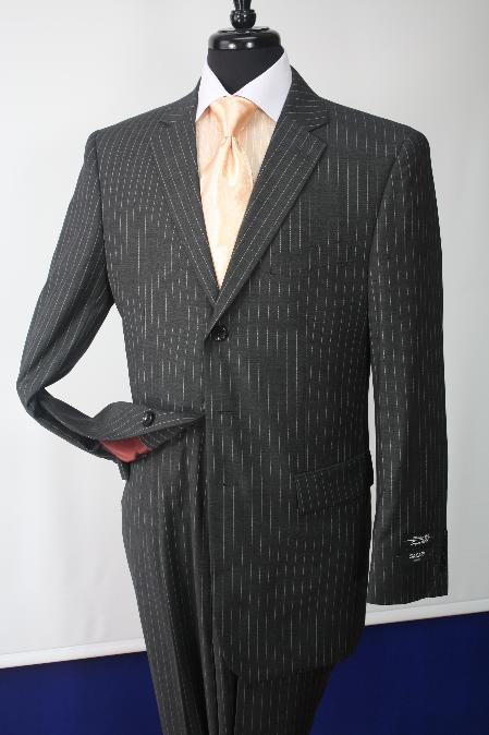 Executive 100% Wool Suit