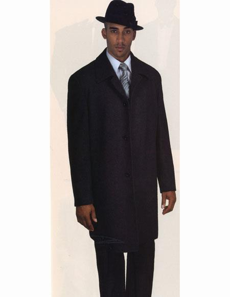 long topcoat/overcoat