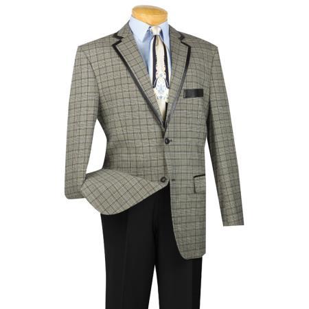 Gray Jacket Sport Coat