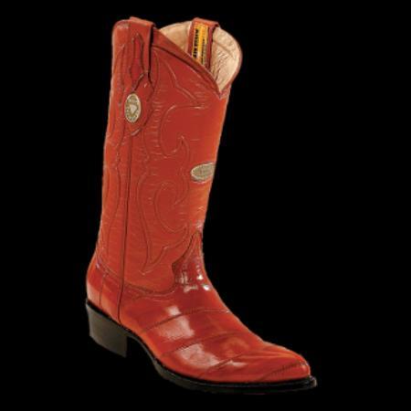 Buy KA1360 New Reg: $795 discounted sale clearance diamonds Boots-Men's Eel Cognac XXX 3x_Toe Cowboy Boots