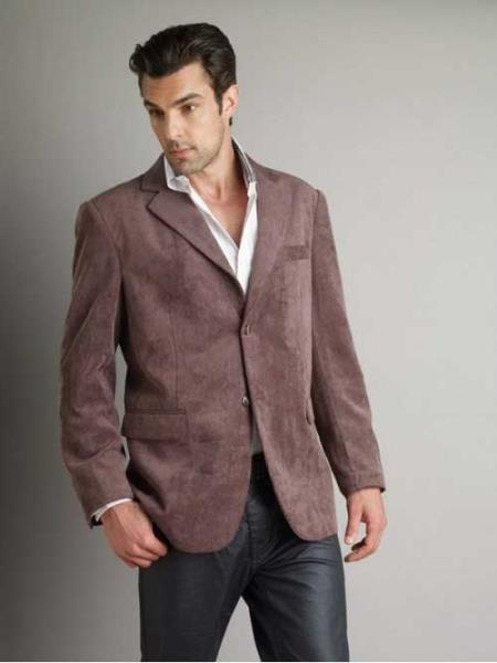 Patroncito Mens Corduroy Brown