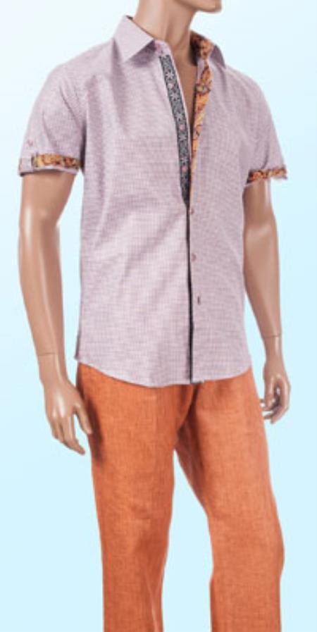 Cotton Short Sleeve Online