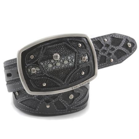 Exotic Black Belt Authentic