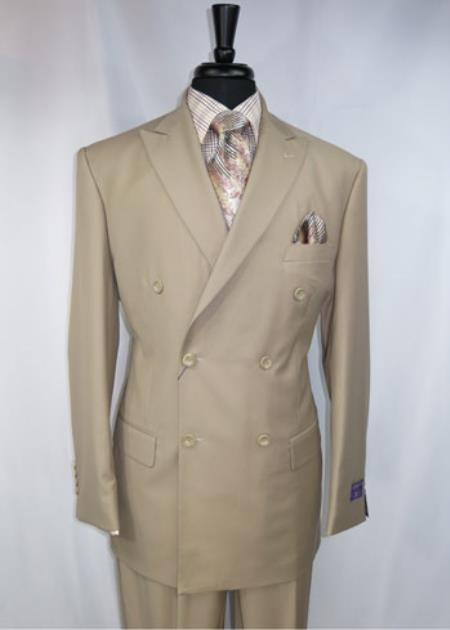 Vinci Peak Lapel Double