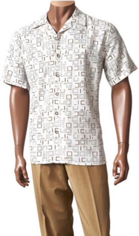 Modern Flair Dress Shirt