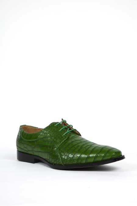 Dress Shoes Shamrock