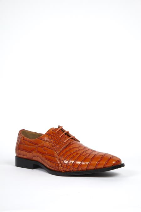 Dress Shoes Orangade