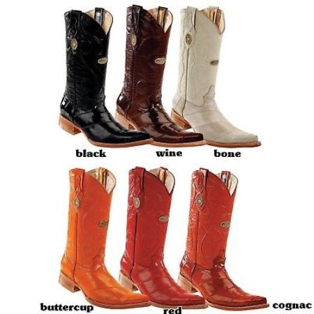 Buy KA6745 XXX- Toe Eel Western Cowboy Boots New Reg: $795 discounted sale clearance diamonds
